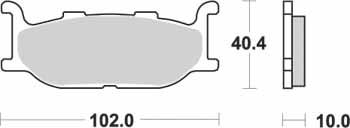 KYOTO - PLACUTE FRANA S1079 = SBS663 (ORGANICE)